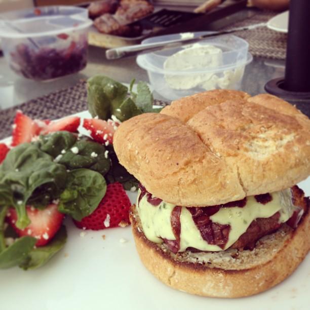 Provencalburger